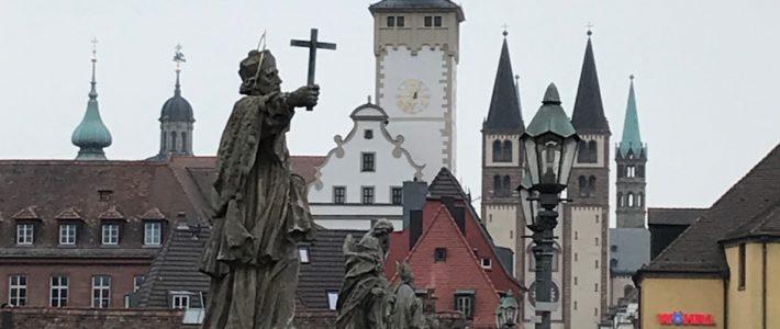 Würzburg kulinarisch und so