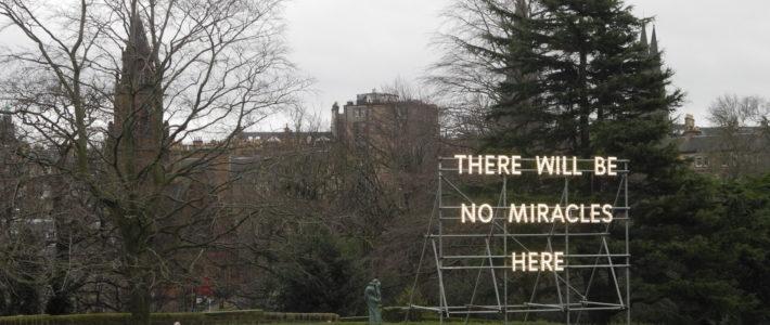 Edinburgh – Februar 2020